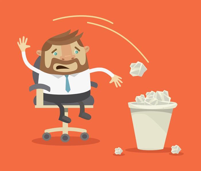 10 choses que les recruteurs ne veulent pas voir dans votre cv
